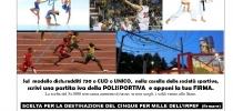 SOSTIENI LA POLISPORTIVA BREMBATE SOPRA CON IL TUO 5X1000