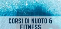 CORSI DI NUOTO E FITNESS 27 SETTEMBRE - 22 DICEMBRE 2021